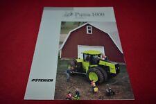 Steiger Puma 1000 Tractor Dealer's Brochure AMIL13