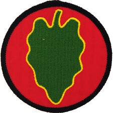 US Army 24th Infantry Division Patch