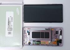 SAMSUNG GALAXY NOTE 9 N960F LCD TOUCH SCREEN DISPLAY ORIGINAL GENUINE LAVENDER