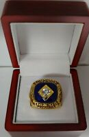 Wayne Gretzky - 1984 Edmonton Oilers Stanley Cup Hockey Ring With Wooden Box