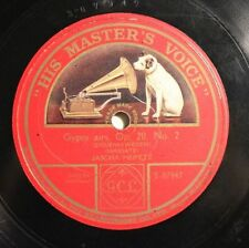 Good (G) Sleeve 78 RPM Vinyl Records Classical