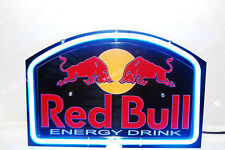 RARE Red Bull Red-bull 3D Carved Neon Sign Beer Bar Light  [FREE FAST SHIPPING]