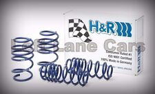 H&R Suspension SPORT Lowering Coil Springs Audi B8 A5 S5 Coupe Quattro 2008+