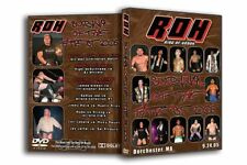Official ROH Survival of the Fittest 2005 DVD