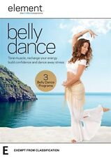 Element - Belly Dance (DVD, 2015)