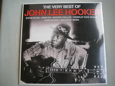 JOHN LEE HOOKER The Very Best Of LP 180g 2016 new mint sealed remaster