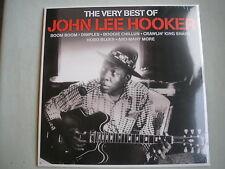 JOHN LEE HOOKER The Very Best Of LP 180g 2016 new mint sealed remaster