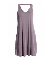 SPLENDID Washed Ribbed Jersey Dress