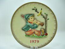 Hummel - Wandteller - Jahresteller - von 1979 - Ø ca. 19 cm  (13)