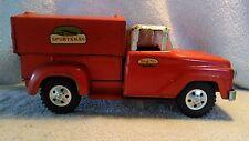 1958 Pressed Steel Tonka Toys Sportsman Truck All Original Removable Cap