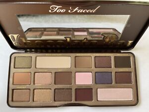 Too Faced The Chocolate Bar Eye Shadow Palette. 100% authentic. BNIB