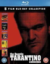 Quentin Tarantino Collection 5060223765303 Blu-ray Region B