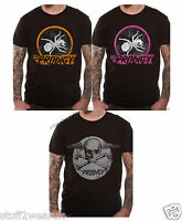 Official The Prodigy Ant / Skull & Bones T Shirts Mens Black NEW S M L XL  XXL