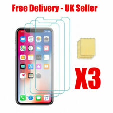 3x MATTE ANTI GLARE SCREEN PROTECTOR COVER GUARD FILM FOR APPLE IPHONE XS MAX