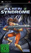 Alien syndrome pour sony psp Nouveau/OVP