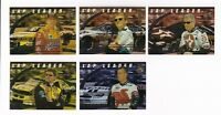 ^2000 VIP LAP LEADER PICK LOT--YOU Pick any 2 of the 5 cards for $1!