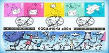 2004 Benham FDC BLCS 271 Occasions, with info card