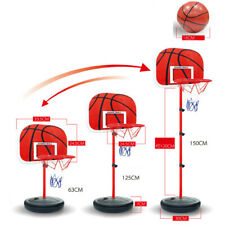 Adjustable Helpful Plastic Basketball Playset Basketball Stand for Children