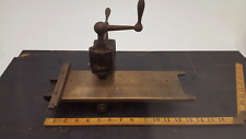 Lovely Vintage Harris Hand Wall Fireplace & Floor Tile Cutting Machine 28376