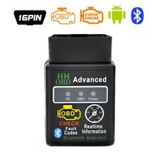 OBD2 ELM327 V2.1 Bluetooth Car Scanner Android Torque Diagnostic Scan Tool UP
