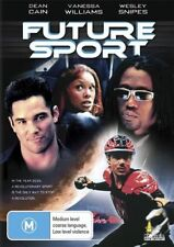 Future Sport DVD Dean Cain Vanessa Williams Wesley Snipes
