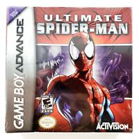 Ultimate Spider-Man (Nintendo Game Boy Advance, 2005) Brand New Factory Sealed