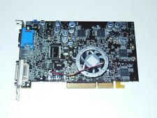 Sapphire Radeon 9600XT 128M DDR AGP GPU Video Graphics Card VGA/TV Out Retro PC