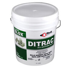 Ditrac All Weather Blox 18 Lbs Rat Bait Blocks Mouse Bait Blocks Rodent Bait