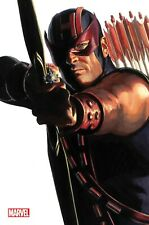 AVENGERS #42 ALEX ROSS HAWKEYE TIMELESS VIRGIN VARIANT (03/02/2021)