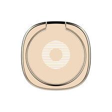 BASEUS Privity Ring Bracket Universal 360 Degree Car Mount Phone Holder Stand Gold
