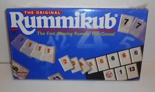 Pressman The Original Rummikub Rummy Fast Moving Tile Game 1997 New, Sealed