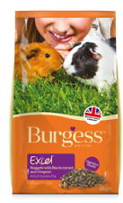 Burgess Excel Adult Guinea Pig Nuggets With Blackcurrent & Oregano 2kg