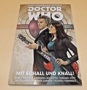 Doctor Who #6 2018 Mit Schall und Knall - Panini Comics - ungelesen