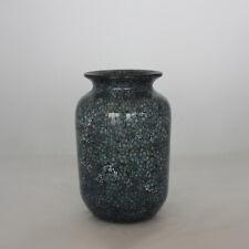 AMAZING murrine millefiori vase Murano glass signed firmato Davide Salvadore
