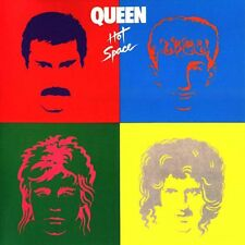 QUEEN Hot Space 180gm Vinyl LP REMASTERED NEW & SEALED