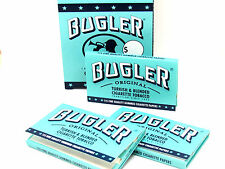 Bugler Cigarette Rolling Papers 12 Packs Booklets 115 Leaves USA SALE