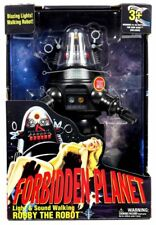Forbidden Planet Robby The Robot Figure with Light & Walking Sound