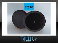 "T4W CARO Polishing pad sponge ""velcro"" 150×25 mm /  black (soft)"