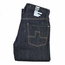 J.LINDEBERG Womens jeans Raw denim pants Size W30 L32 Grey Ted Zip fly Authentic