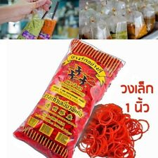 Rubber Band Curry Bag Thai Style Elastic Rubber For Packaging