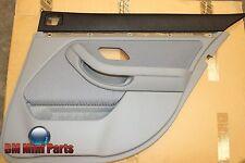 BMW E39 RIGHT REAR DOOR CARD GREY 51427139906