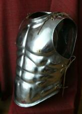16ga steel Medieval Knight Musculata Muscle Cuirass Warrior Breastplate II