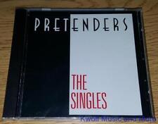 "PRETENDERS  ""The Singles""   NEW   (CD)"