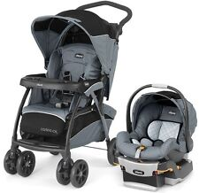 Chicco Cortina CX Travel System w/ KeyFit 30 Car Seat, Base, Stroller NEW in Box