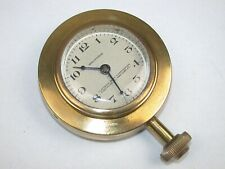 """Rare Waltham 8-Day Clock for """"FLEETWOOD BODY CORP."""". 157T"""