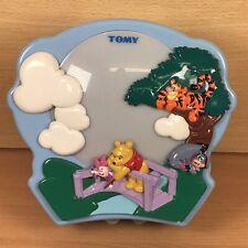 Tomy Disney Winnie The Pooh Cot Night Light Projector Music Lights Dream show