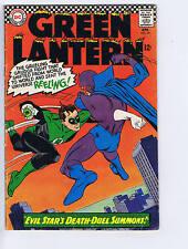 Green Lantern #44 DC 1966
