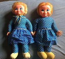 2 Mrs Beasley Dolls 1970's