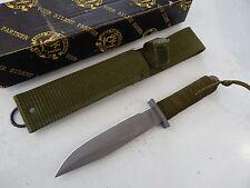 vintage EK Effingham PB5 Commando KNIFE Mint in Box