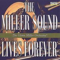 Miller Sound Lives Forever by The Glenn Miller Orchestra (CD)